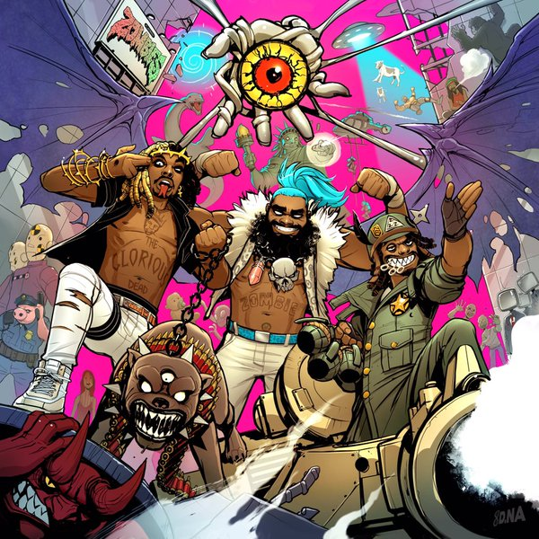 Flatbush ZOMBiES – 3001: A Laced Odyssey Review